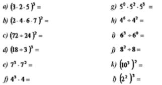 Foro unidad 2: Comparación entre potenciación, radicación