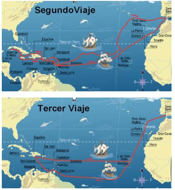 Sociales cuarto ciclo 5 lecci n segundo y tercer viaje for Cuarto viaje de san pablo