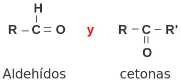 Resultado de imagen para aldehidos y cetonas