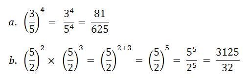 Matemáticas Tercer Ciclo 5 Lección Potenciación Y Radicación De